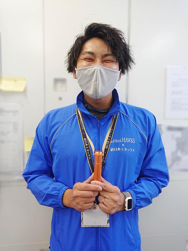 首から下げる空気清浄機