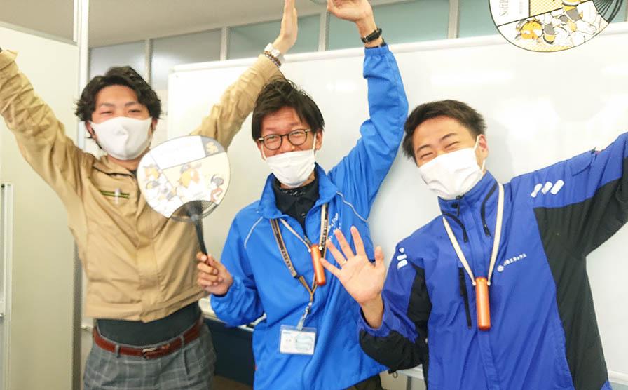 ソフトバンクホークスが4年連続で日本一になりました!