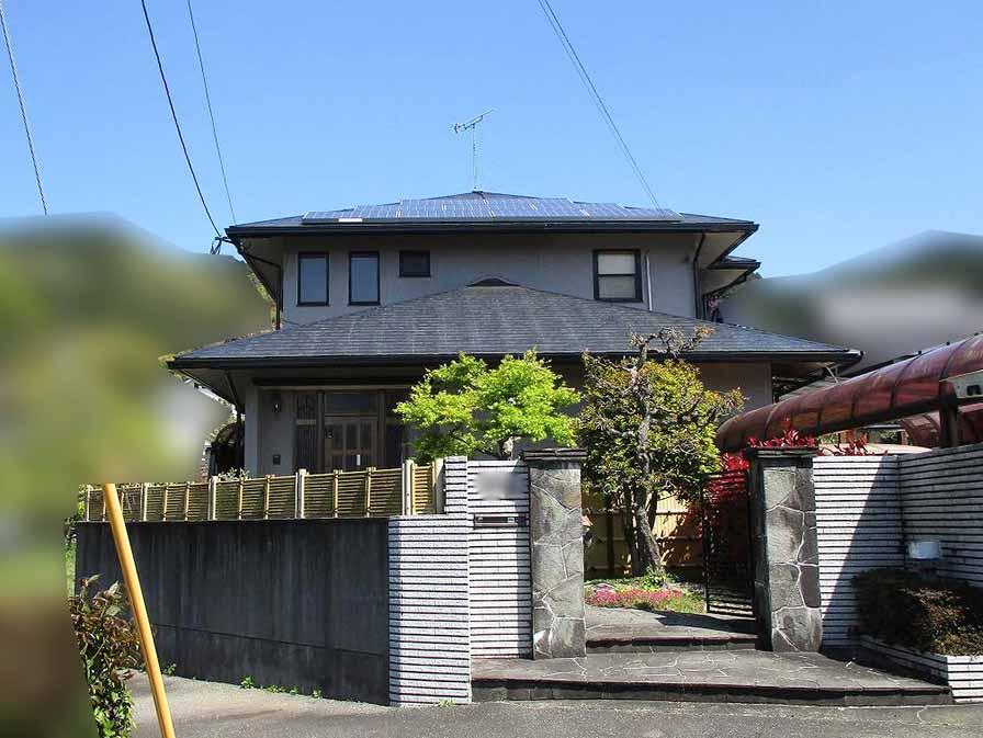 福岡県糟屋郡のY様邸にて、蓄電池システムを設置しました!