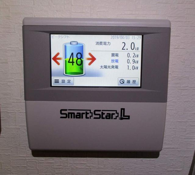 福岡県筑後市のK様邸にて、蓄電池システムを設置しました!