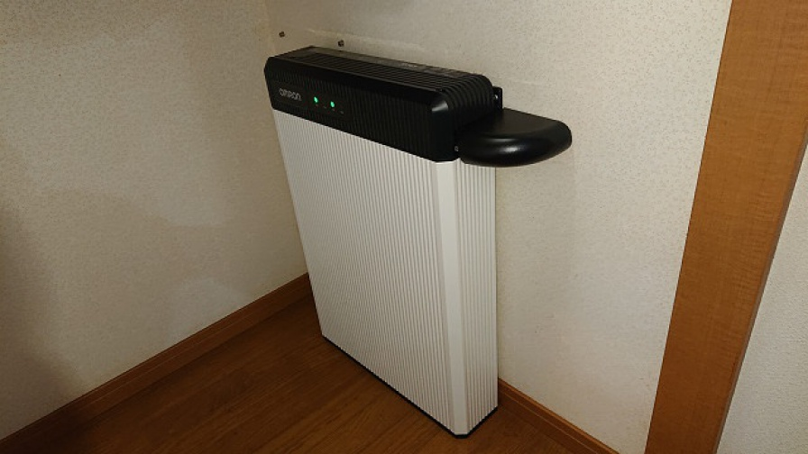 宮崎県宮崎市のW様邸にて、蓄電池システムを設置しました