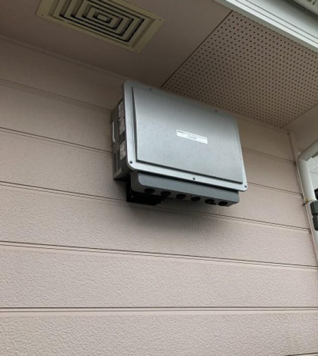 宮崎県宮崎市のW様邸にて、蓄電池システムを設置しました!