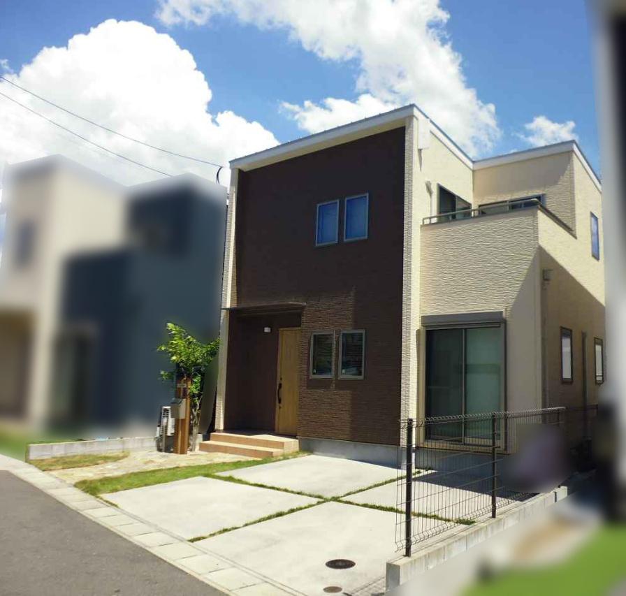 福岡県大野城市のH様邸にて、太陽光システムを設置いたしました!