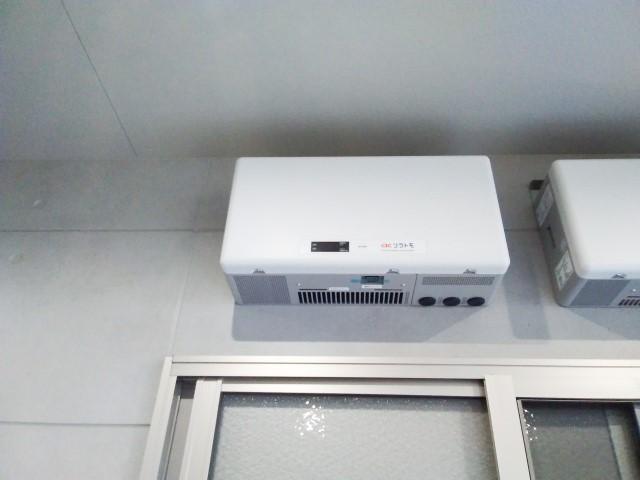 岡山県岡山市のF様邸にて、太陽光発電システムを設置しました≪パワコン≫