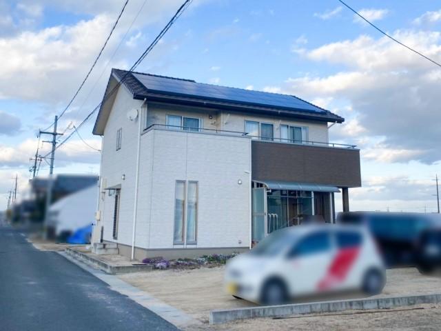 岡山県岡山市のT様邸にて、蓄電システムを設置しました≪お家≫
