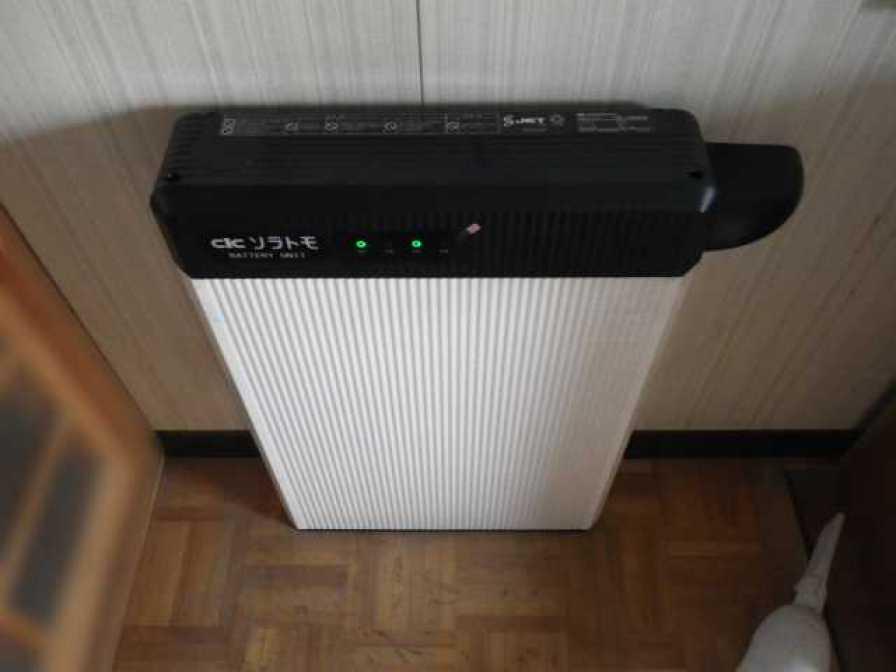 福岡県飯塚市のM様邸にて、蓄電システムを設置しました!
