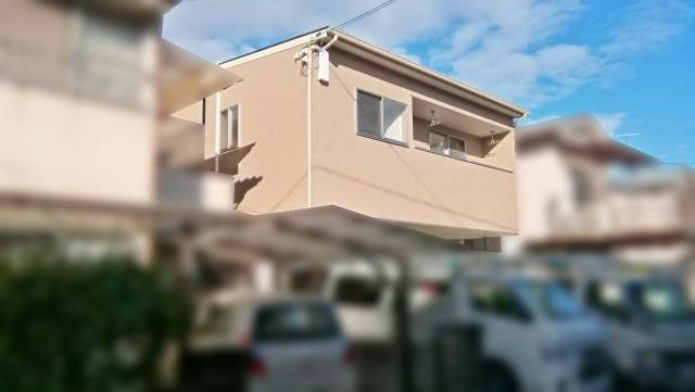 岡山県岡山市のF様邸にて、太陽光発電システムを設置しました≪お家≫