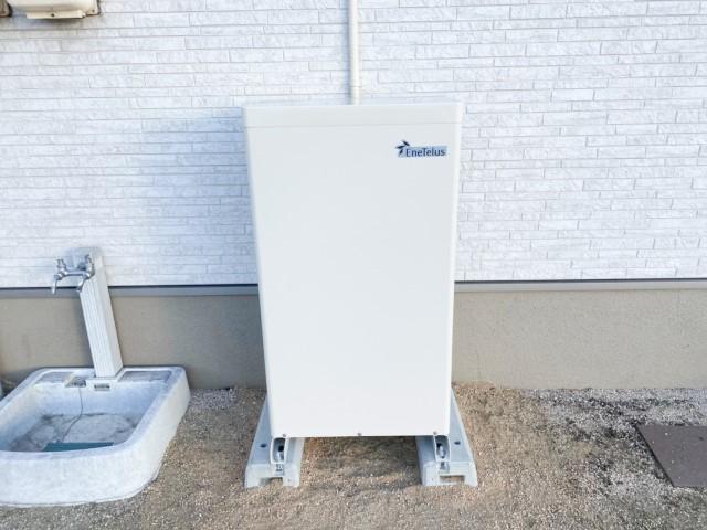 岡山県岡山市のT様邸にて、蓄電システムを設置しました≪蓄電池≫
