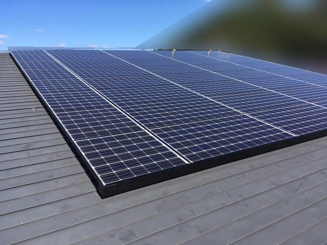 岐阜県のK様邸にて、蓄電システムを設置しました!