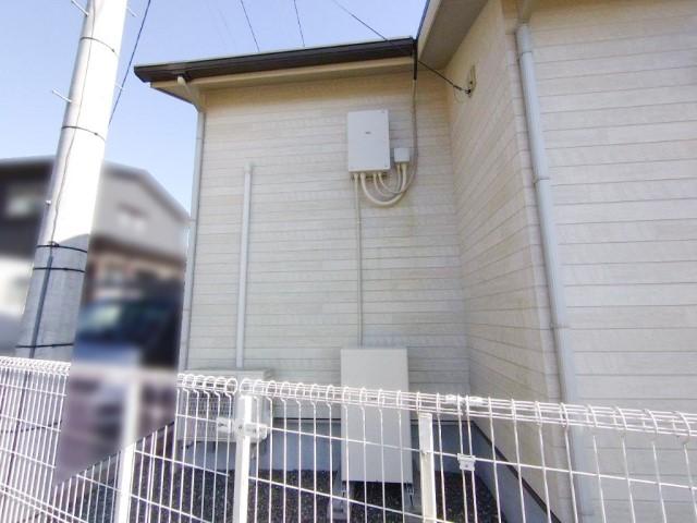 鹿児島県のM様邸にて、蓄電システムを設置しました≪屋外機器≫