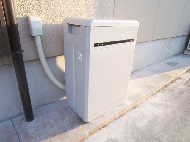 福岡県のS様邸にて、蓄電システムを設置しました≪施工後≫本体