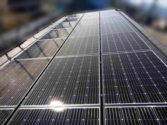 岐阜県のD様邸に、太陽光発電システムを設置致しました!