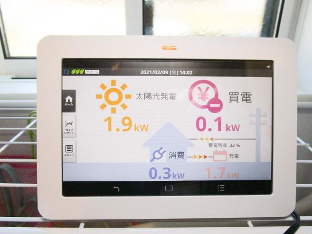 佐賀県のG様邸にて、太陽光発電システムの設置をしました≪モニター≫