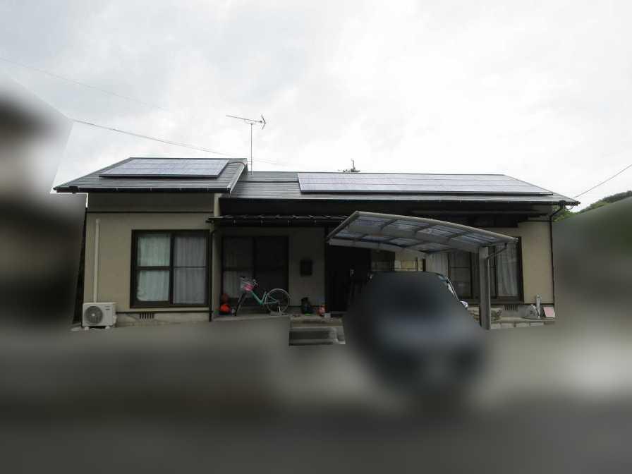 福岡県飯塚市のT様邸にて、オール電化工事をさせていただきました!