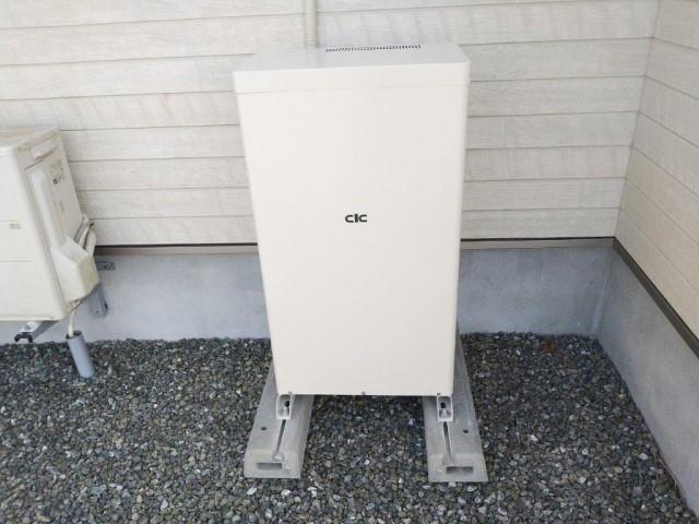 鹿児島県のM様邸にて、蓄電システムを設置しました≪蓄電池≫