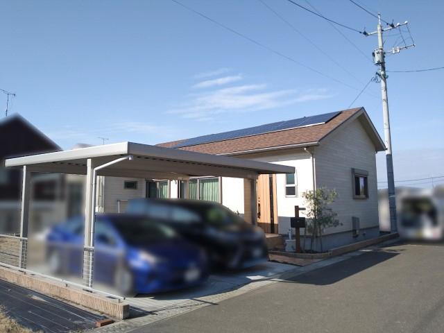 鹿児島県のM様邸にて、蓄電システムを設置しました≪お家≫