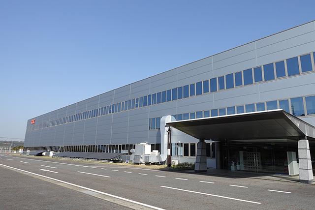 長州産業工場見学2021