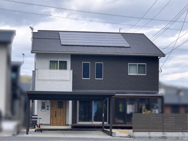 鹿児島県のN様邸にて、蓄電システムを設置しました≪お家≫