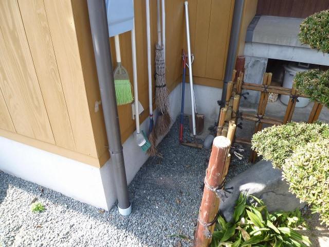 福岡県柳川市のS様邸にて、蓄電システムを設置しました≪施工前≫