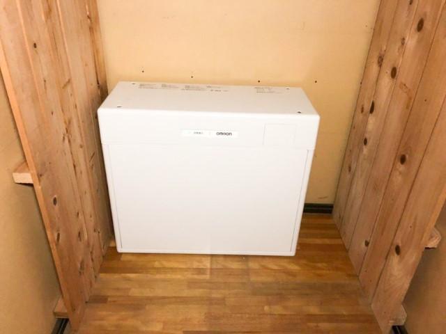 福岡県のY様邸にて、蓄電システムを設置しました≪施工後≫本体