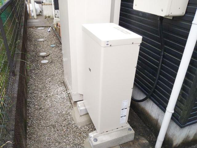 宮崎県のK様邸にて、蓄電システムを設置しました≪蓄電池≫