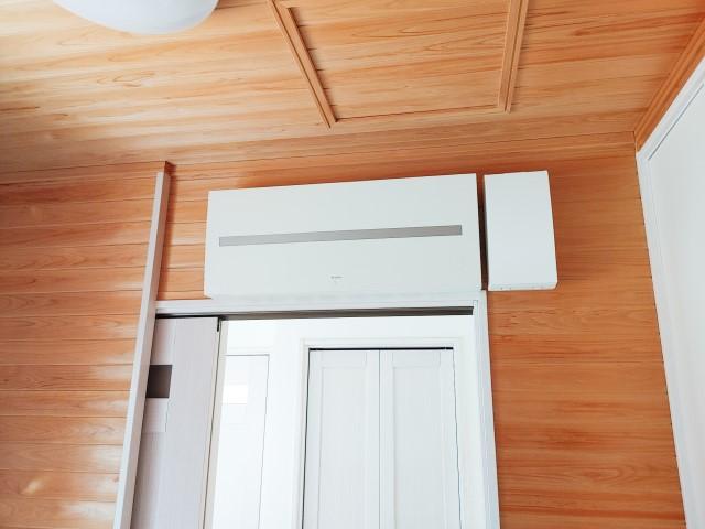 長崎県のW様邸にて、蓄電システムを設置しました≪分電盤≫