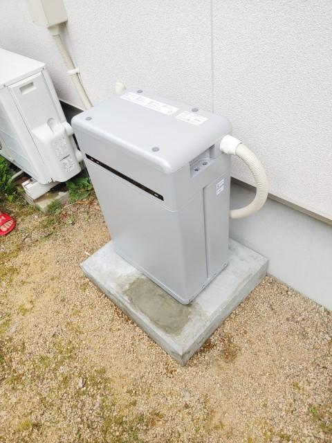 長崎県のW様邸にて、蓄電システムを設置しました≪蓄電池≫本体