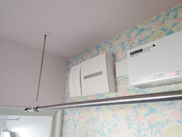 長崎県のM様邸にて、蓄電システムを設置しました≪分電盤≫外観