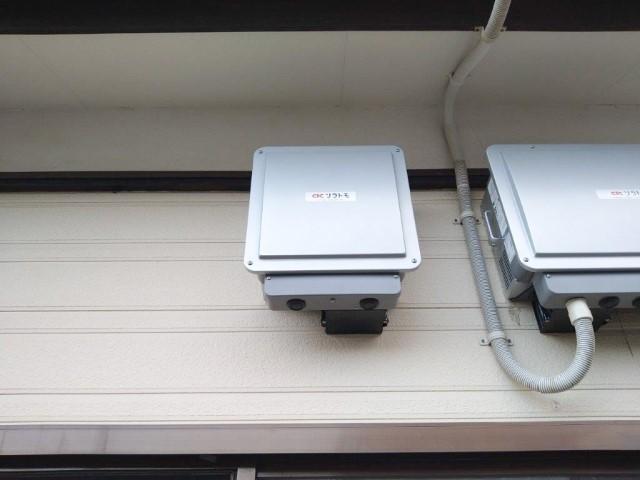 宮崎県宮崎市のH様邸にて、蓄電システムを設置しました≪コンバータ≫