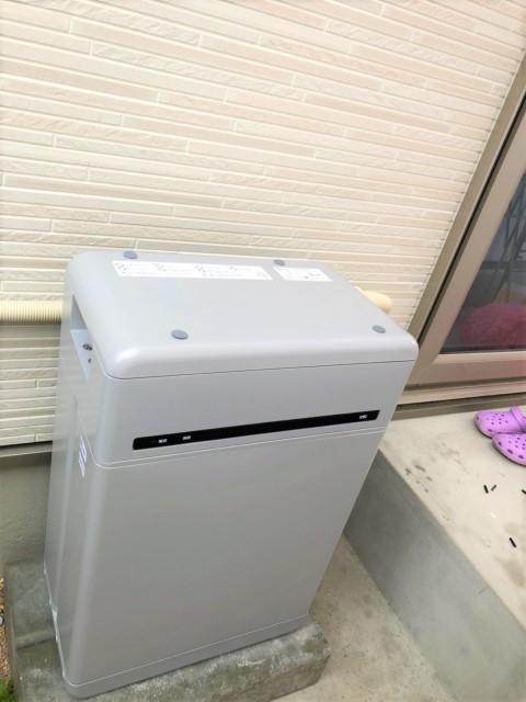 山口県のN様邸にて、蓄電システムを設置しました≪蓄電池≫