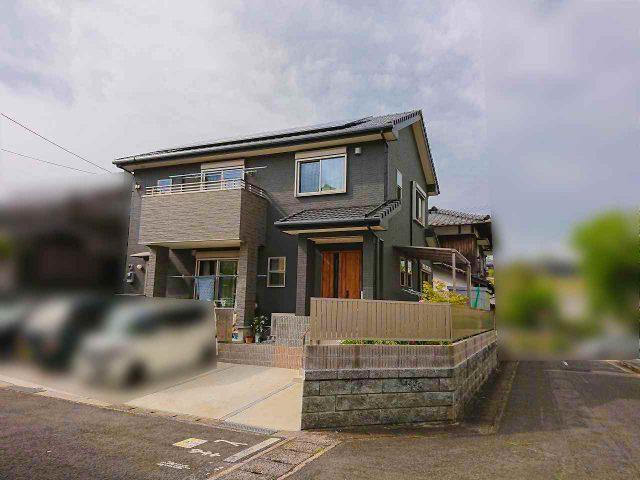 長崎県のK様邸にて、太陽光発電システムを設置しました!