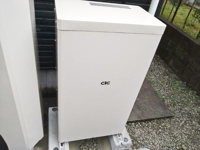 宮崎県のK様邸にて、蓄電システムを設置しました≪本体≫