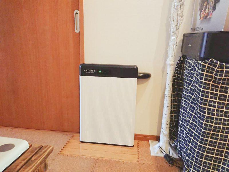 大分県のH様邸にて、蓄電システム設置しました!≪蓄電池≫