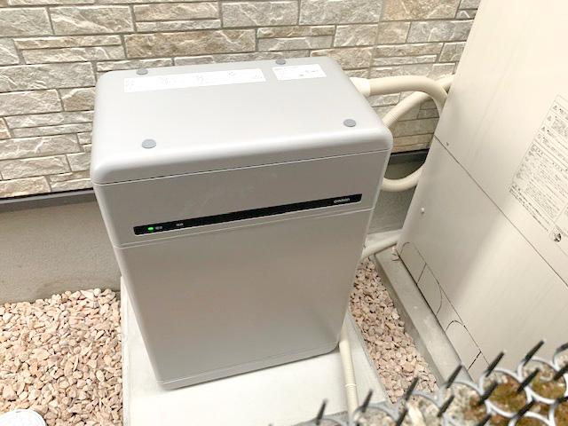 熊本県のI様邸にて、蓄電システムを設置しました!≪蓄電池≫