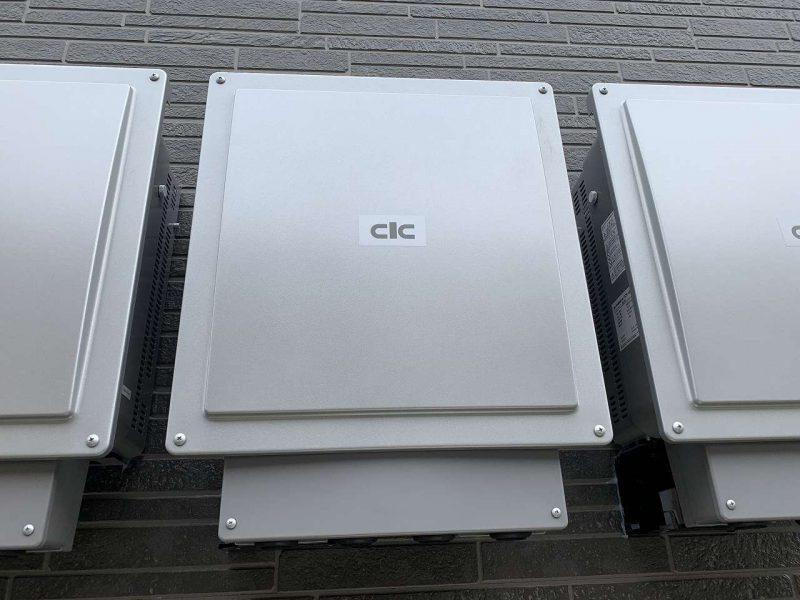 福岡県のK様邸にて、太陽光発電システムを設置しました!