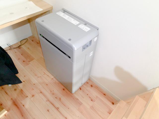 熊本県のH様邸にて、蓄電システムを設置しました!