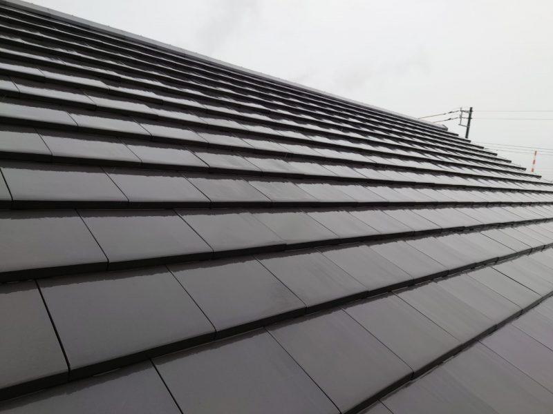 山口県のK様邸にて、太陽光発電システムを設置しました!