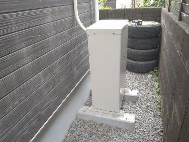 宮崎県のN様邸にて、蓄電システムを設置しました!