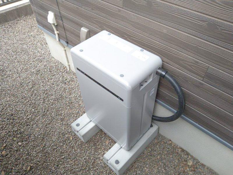 宮崎県のM様邸にて、蓄電システムを設置しました。≪蓄電池≫
