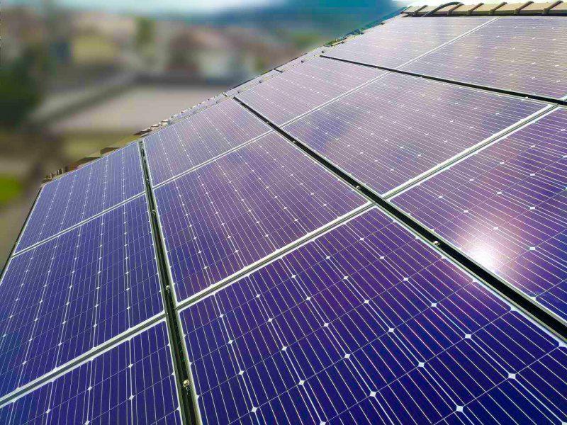 福岡県のI様邸にて、太陽光発電システムを設置しました!