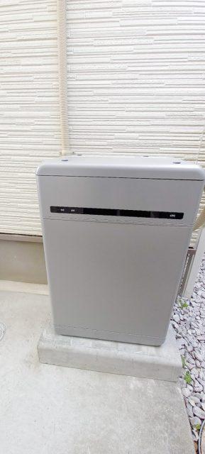 山口県のS様邸にて、蓄電システムを設置しました!